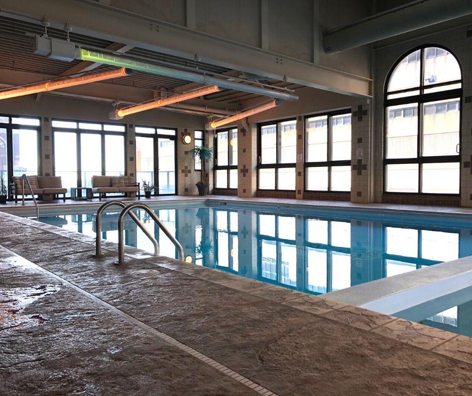 Ritz Condominiums Pool