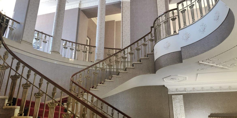 Ritz Condominiums Lobby